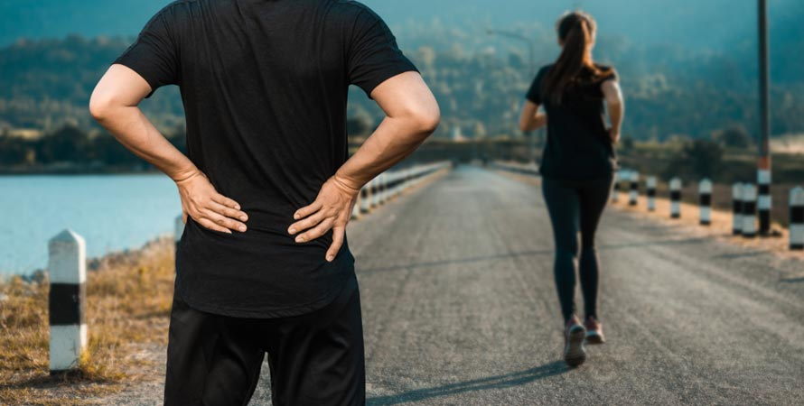 Relieve Hip Pain