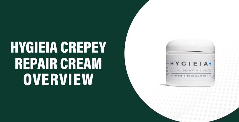 Hygieia Crepey Repair Cream