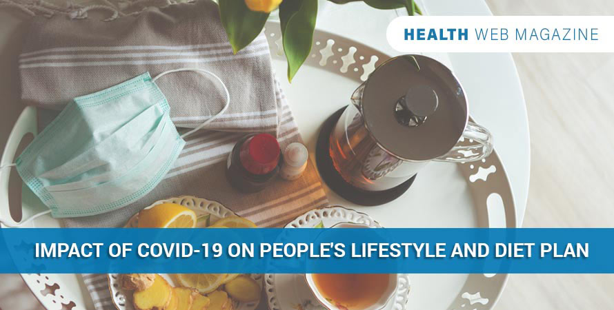Impacts of covid-19 on peoples lifestyle