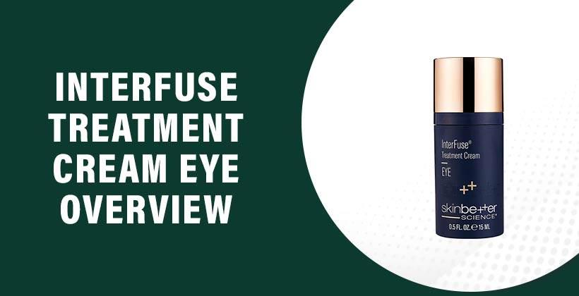 Interfuse Treatment Cream Eye