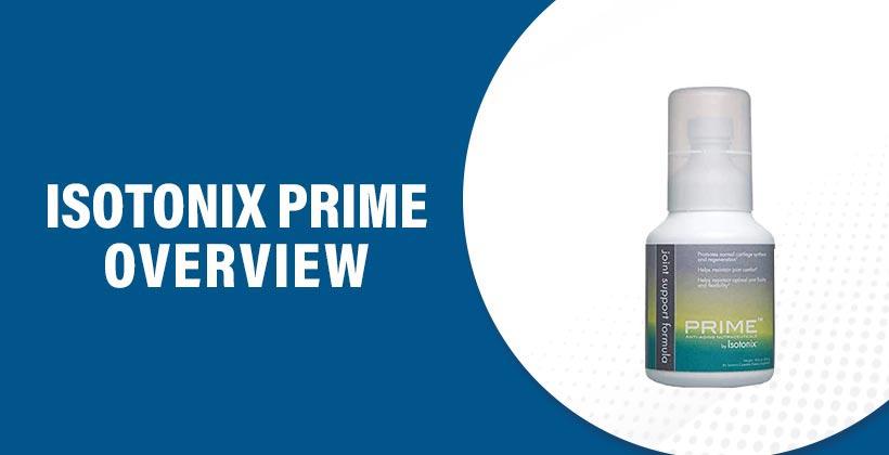 Isotonix Prime