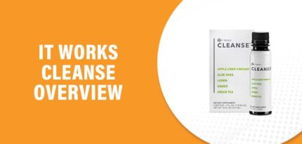 It Works Cleanse Review – Does This Product Really Work?
