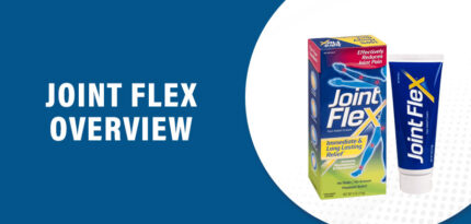 Joint Flex Review – Does This Product Really Work?