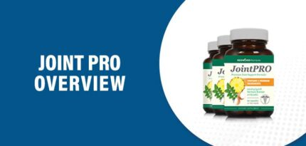 Joint Pro Review – Does This Product Really Work?