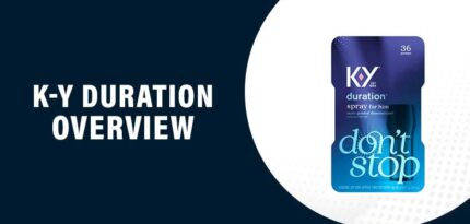 K-Y Duration Review – Does This Product Really Work?