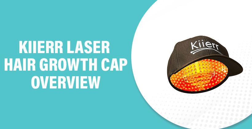 Kiierr Laser Hair Growth Cap
