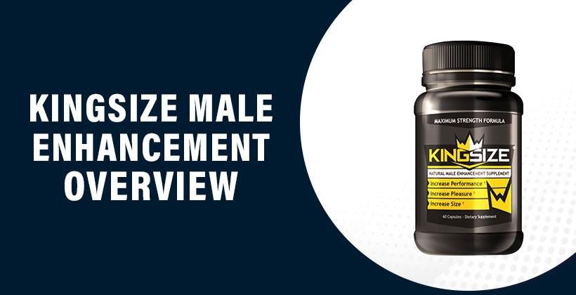 KingSize Male Enhancement