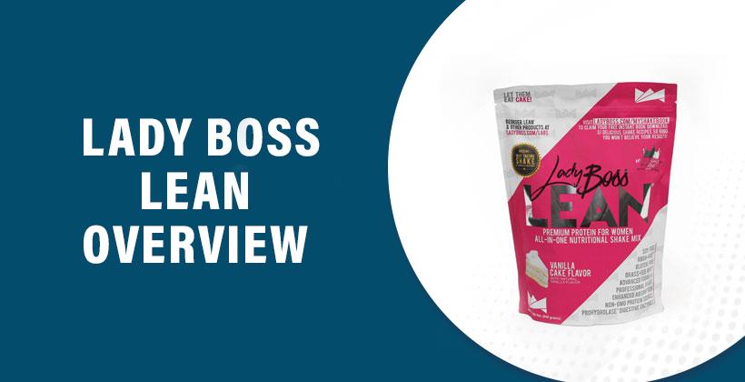 Lady Boss Lean
