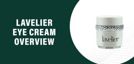 Lavelier Eye Cream Review – Does This Product Really Work?