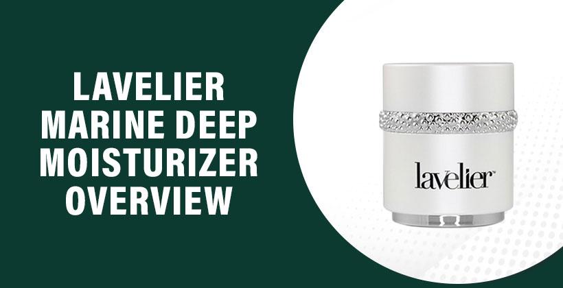 Lavelier Marine Deep Moisturizer