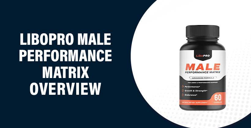 LiboPro Male Performance