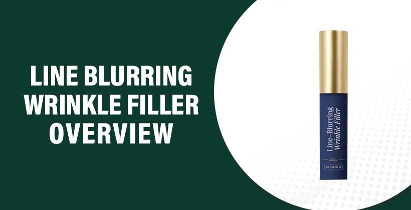 Line Blurring Wrinkle Filler