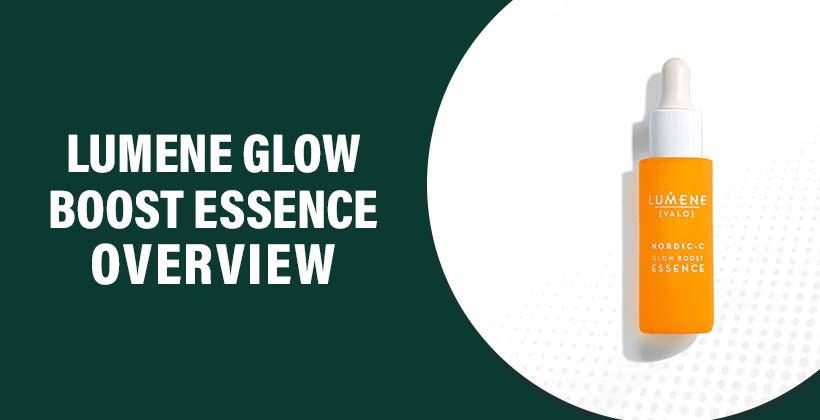 Lumene Glow Boost Essence