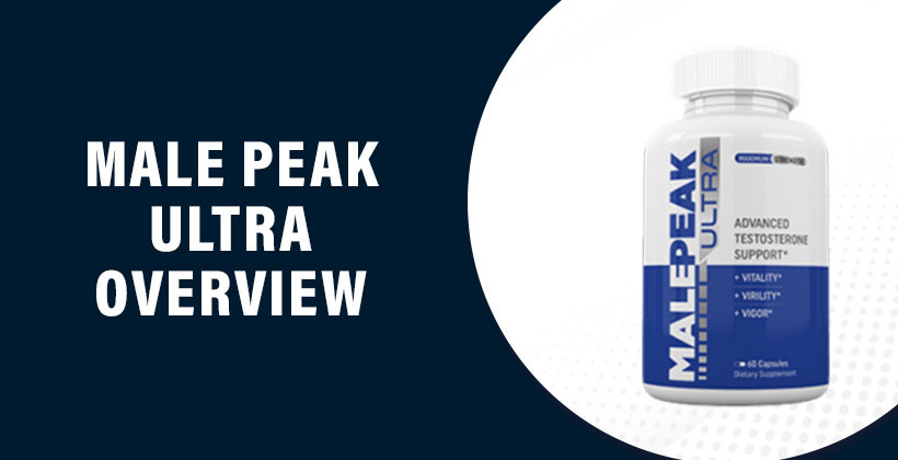 Male Peak Ultra