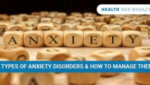 Manage Anxiety Disorder
