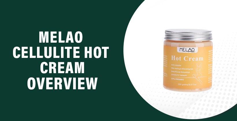 Melao Cellulite Hot Cream