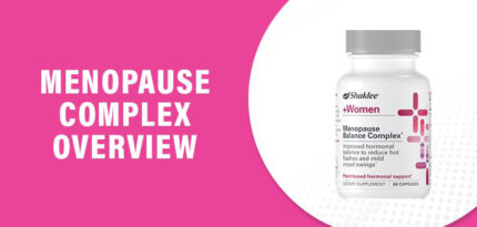 Menopause Complex Review – Does this Product Work?