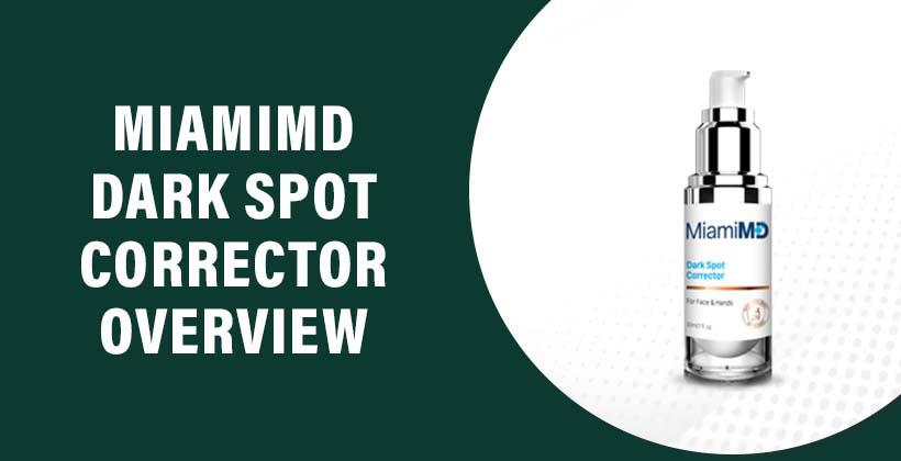 Miami MD Dark Spot Corrector