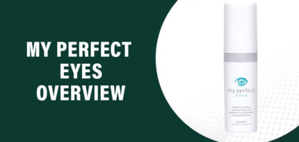 My Perfect Eyes Review – Does This Eye Cream Really Work?
