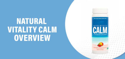 Natural Vitality Calm Review – Does This Product Work?