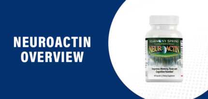 NeuroActin Review – Does This Brain Health Product Work?