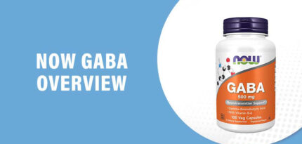 Now GABA Review – Does This Product Really Work?