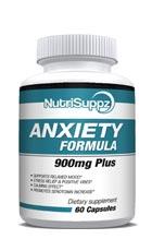NutriSuppz Anxiety
