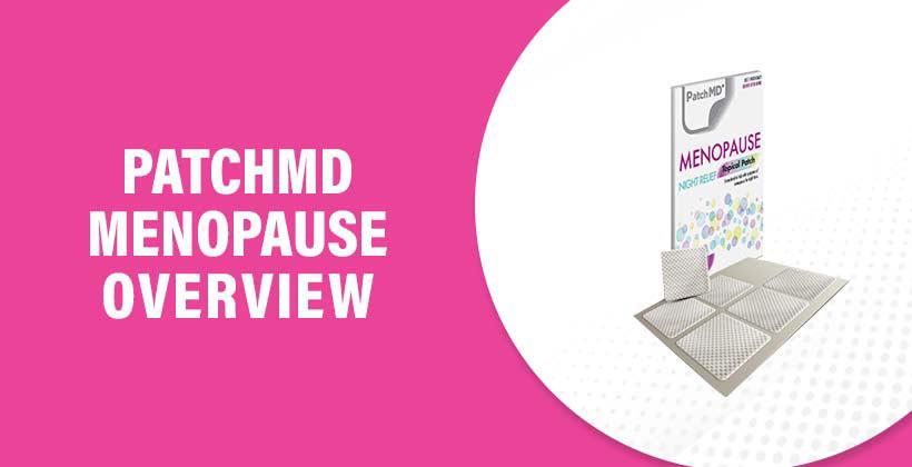 PatchMD Menopause