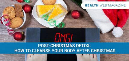 Post-Christmas Detox
