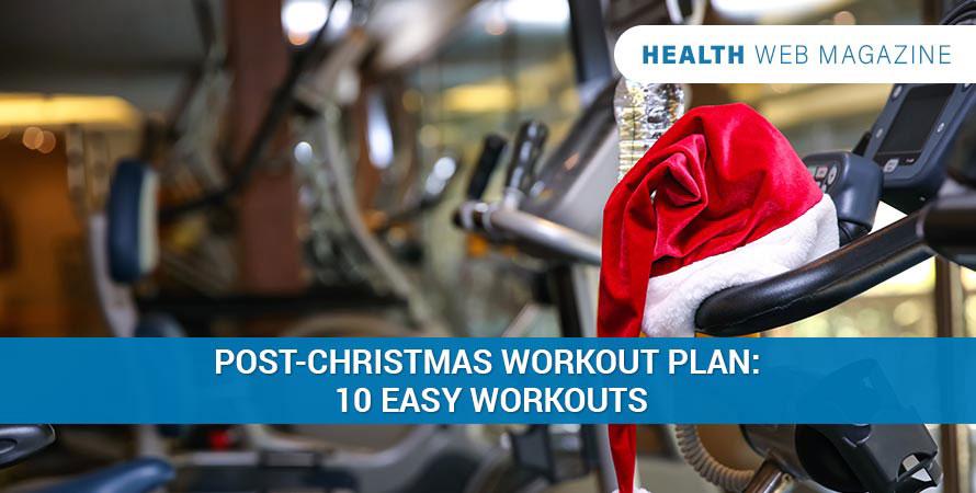 Post-Christmas Workout Plan