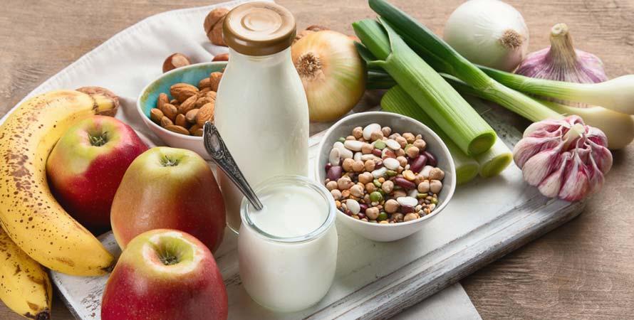 Prebiotic Rich Foods