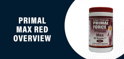 Primal Max Red Review – Does this Really Work?