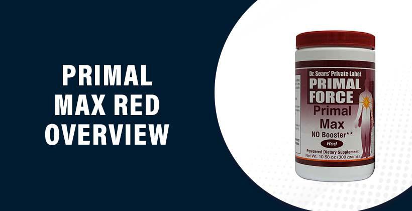 Primal Max Red