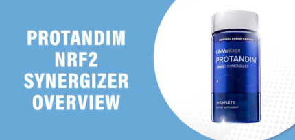 Protandim Nrf2 Synergizer Review – Does this Product Really Work?