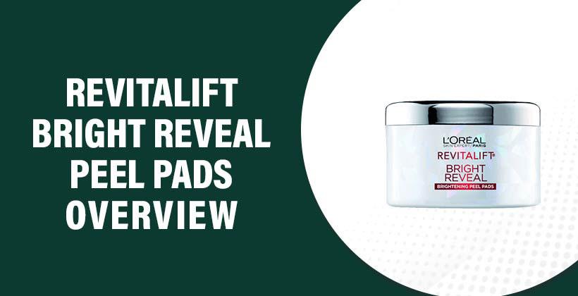 RevitaLift Bright Reveal Peel Pads