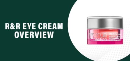 R&R Eye Cream Review – Does this Product Really Work?
