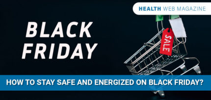 Safe and energized Black Friday