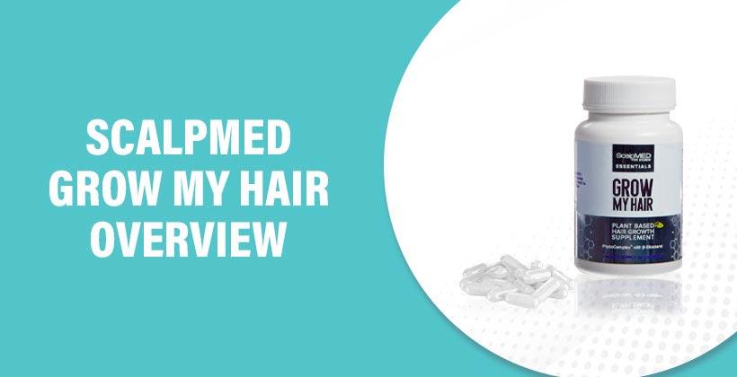ScalpMed Grow My Hair