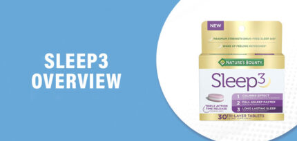 Sleep3 Review – Does It Really Work and Safe To Use?