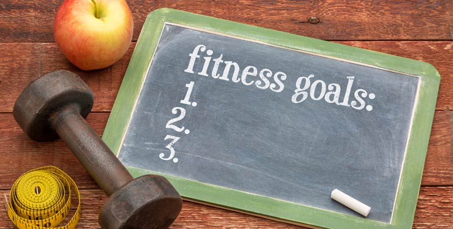 smarty fitness goal