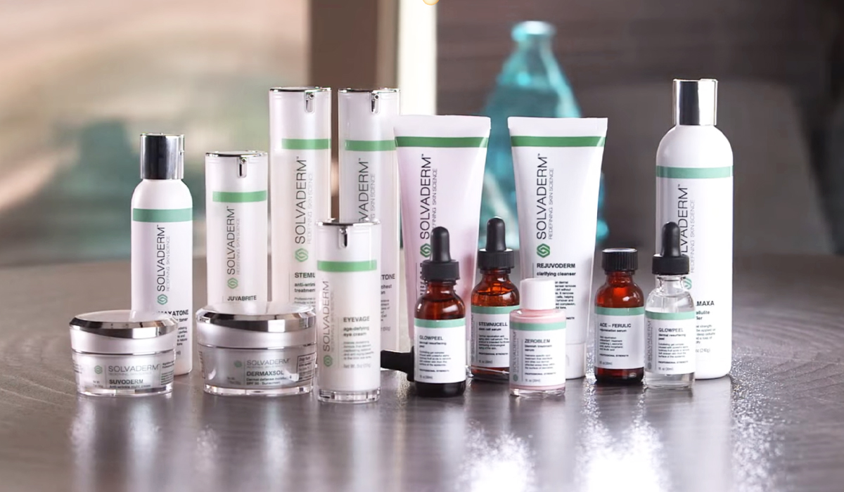 solvaderm-all-products