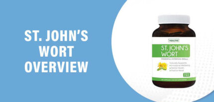 St. John's Wort Review – Is This Anxiety Supplement Effective?