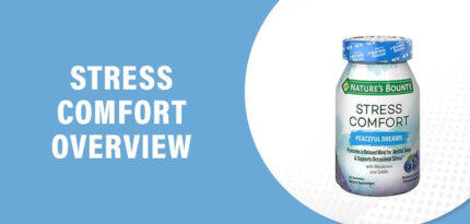Stress Comfort Review – Does This Product Really Work?