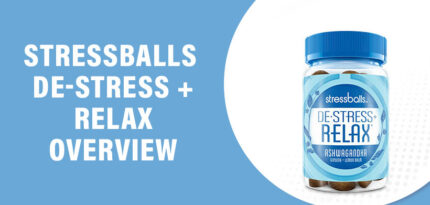 Stressballs De-Stress + Relax Review – Does This Memory Supplement Really Work?