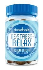 Stressballs De-Stress + Relax