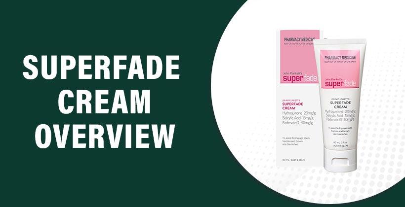 SuperFade Cream