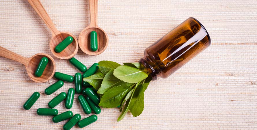 Try Organic Supplements