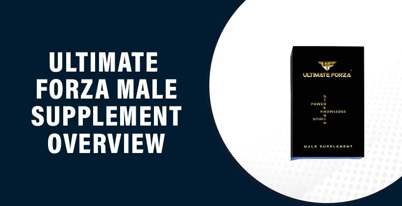 Ultimate Forza Male Supplement