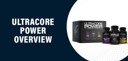UltraCore Power Review – Does this Product Really Work?