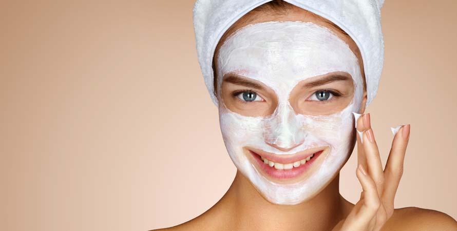 using face masks